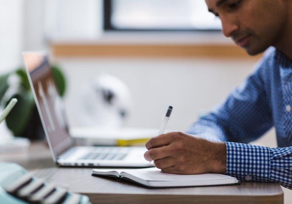 Securities Exam Prep User Studying