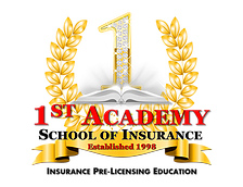 1st Academy School of Insurance (NV)