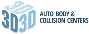 3D Auto Body and Collision Centers