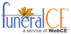 FuneralCE, a service of WebCE