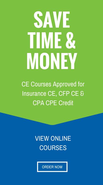 Order Multi-Credit CE Courses