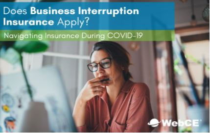 Does Business Interruption Insurance Apply?