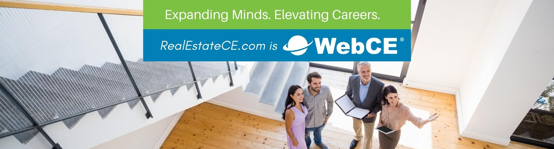 WebCE Online Real Estate Continuing Education