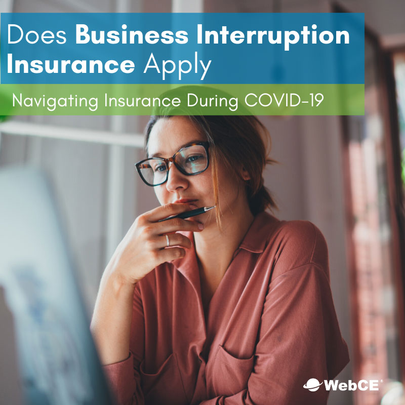 Insurance Business Interruptions