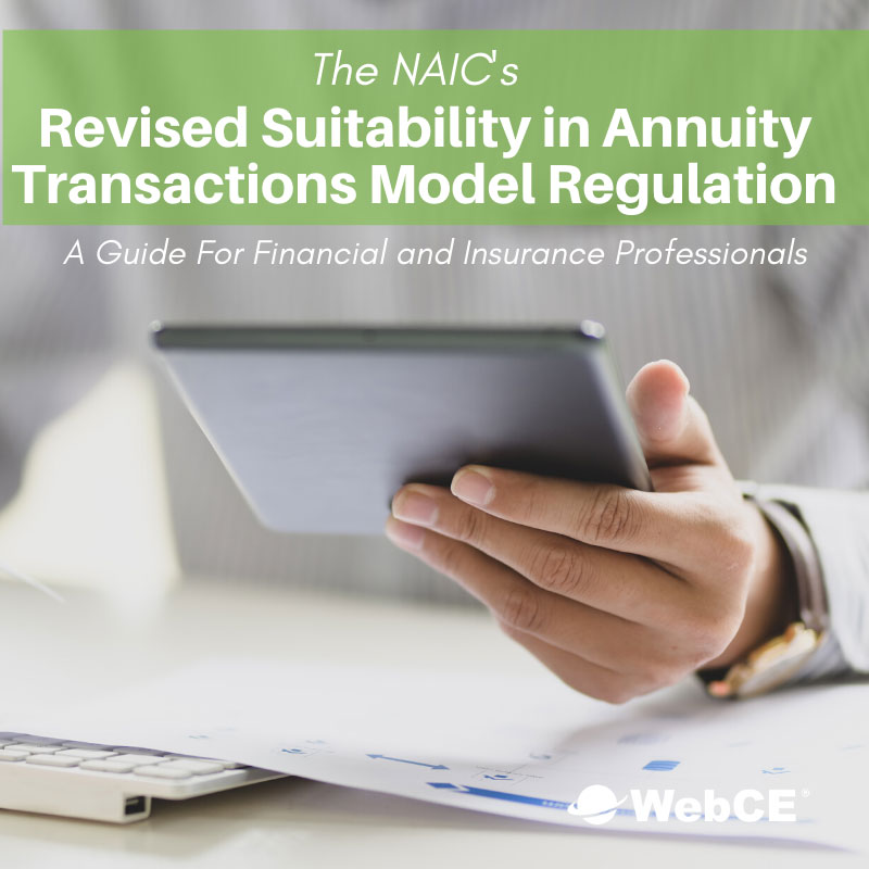 NAIC Model Regulation