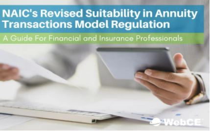 NAIC's Revised Suitability in Annuity Transactions Model Regulation