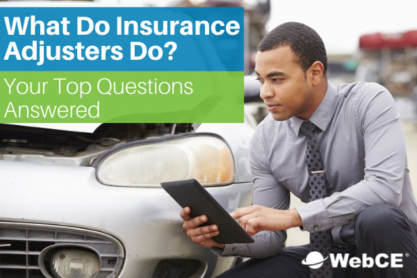 What insurance adjusters do, the different types of insurance adjusters, how insurance adjusters settle claims, and how to become an insurance adjuster