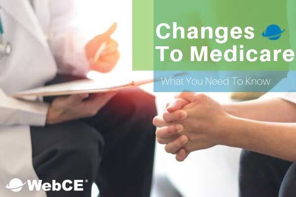 Changes to Medicare