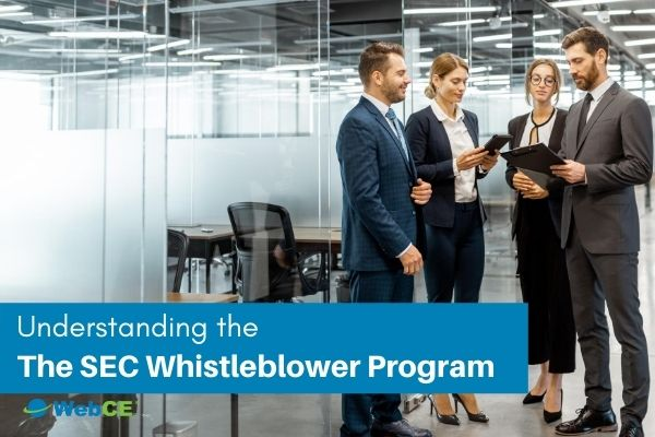The SEC Whistleblower Program