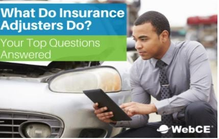 What Insurance Claims Adjusters Do