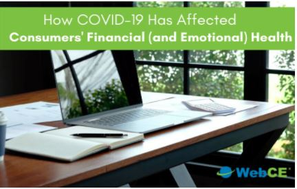 How COVID-19 Has Affected Consumers' Financial (and Emotional) Health