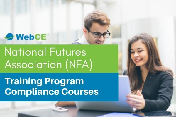 National Futures Association Training Program Compliance Courses
