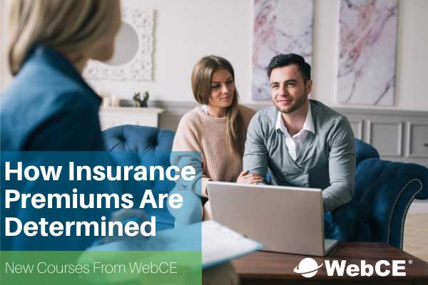 How to determine insurance premiums