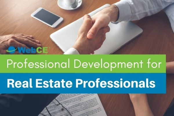 Professional Development for Real Estate Professionals