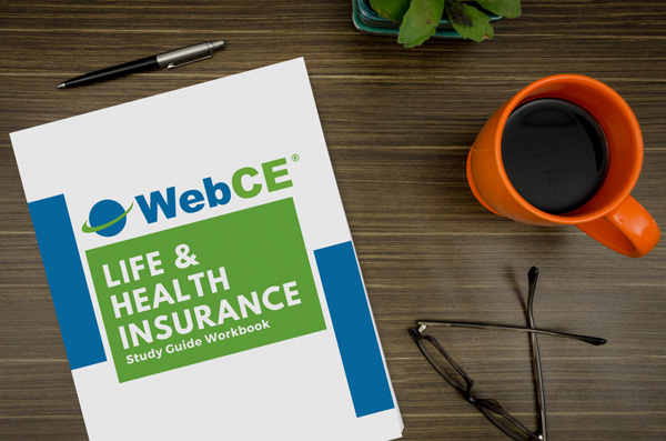 Insurance License Exam Prep Study Guide Workbook