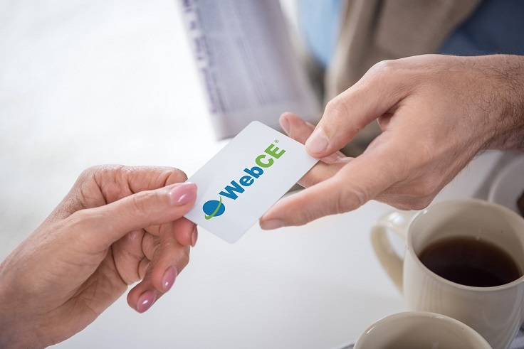 WebCE offers vouchers and gift certificates for corporate training and continuing education with volume discounts