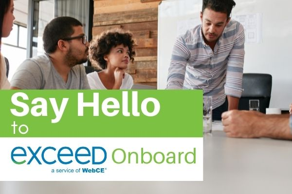 Say Hello to the EXCEED Onboard Solution