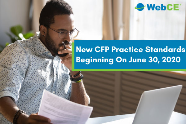 CFP Board to Begin Enforcing New Practice Standards
