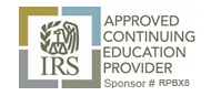 IRS Approved Provider Logo