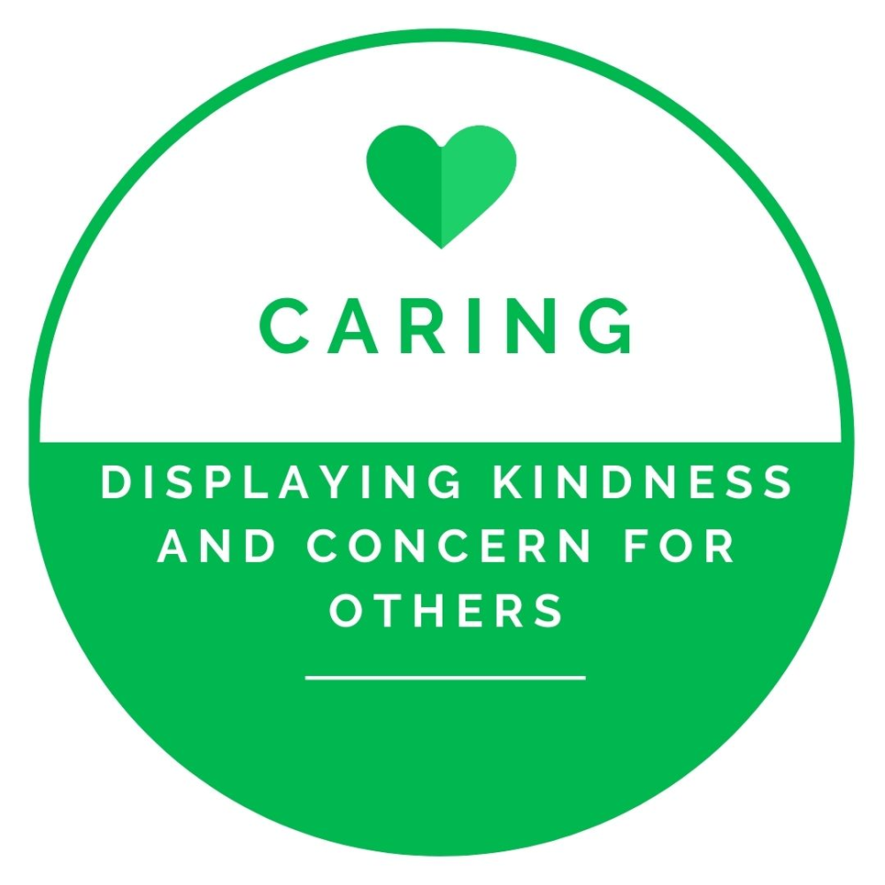 Caring Core Value