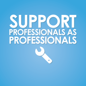 WebCE - Support Professionals