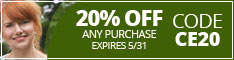 South Carolina coupon code CE20