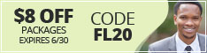 Florida coupon code FL20
