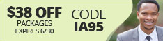 Iowa coupon code IA95