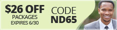 North Dakota coupon code ND65