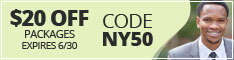 New York coupon code NY50