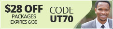 Utah coupon code UT70