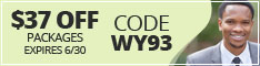Wyoming coupon code WY93