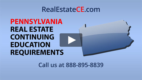 Pennsylvania real estate state renewal requirements image